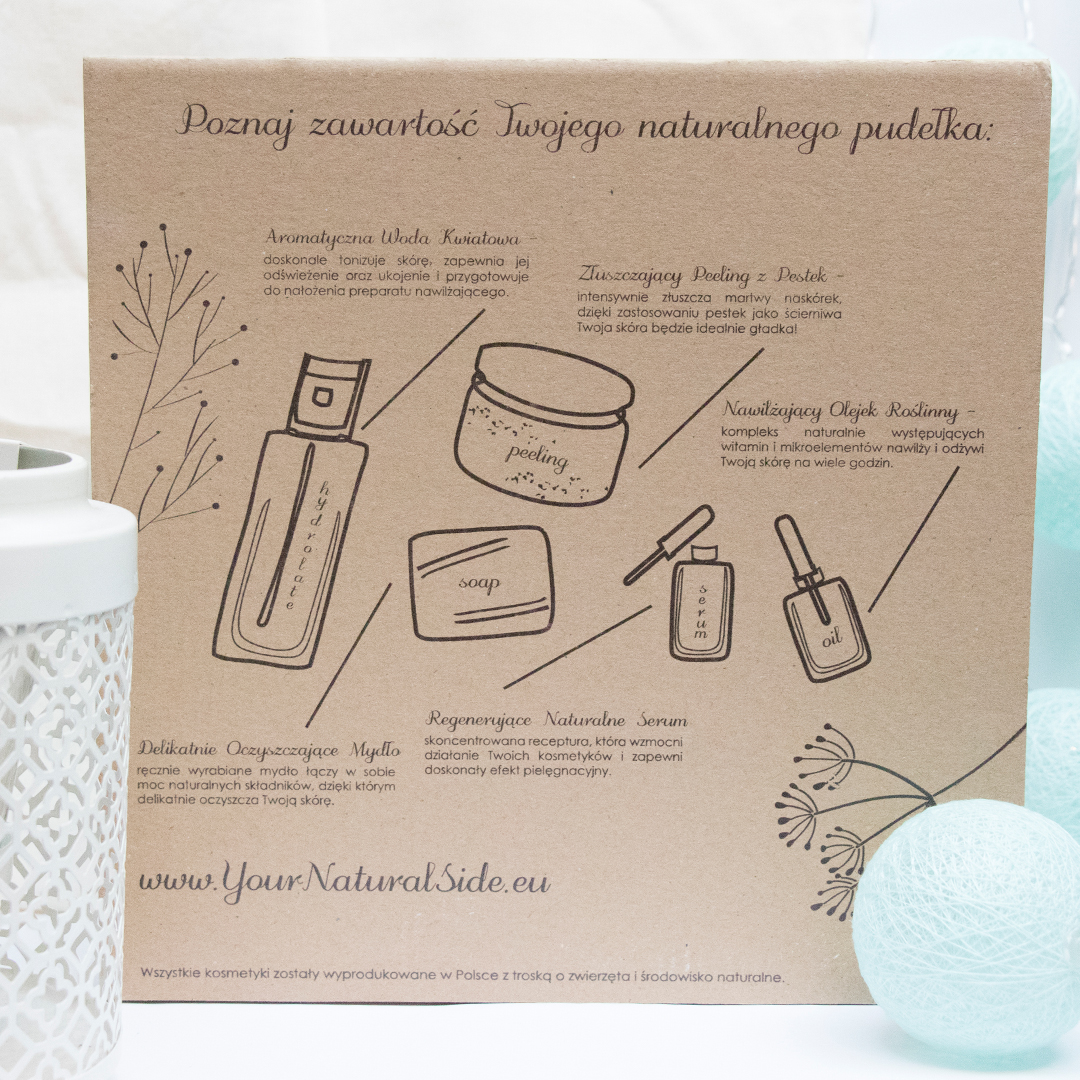Cosmetics Set – Your Natural Side
